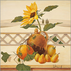 Gallery Print  Autumn still life - Franz Heigl