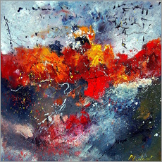 Wall sticker  Abstract - Pol Ledent