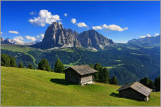 Wall Stickers  Dolomites - Wolfgang Dufner