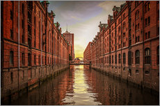 Gallery print  Warehouse District - Thomas Deter