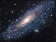 Wall sticker  The andromeda galaxy - Robert Gendler