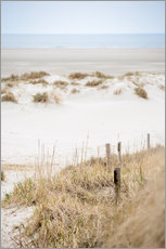 Wall Stickers  German sea (St. Peter Ording) - gn fotografie