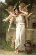 Gallery Print  Youth - William Adolphe Bouguereau