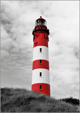 Wall sticker Lighthouse in Amrum, Germany