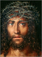 Gallery print  Christ with Crown of Thorns - Lucas Cranach d.Ä.