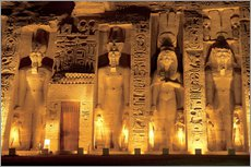 Wall Stickers  Abu Simbel - Miva Stock