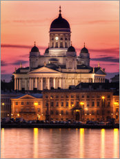 Gallery print  Helsinki Cathedral - Marcus Klepper