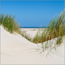 Gallery print  the coastline of the german sea on the island Norderney (Germany) - gn fotografie
