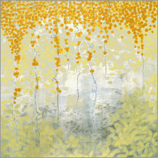 Gallery print  Golden morning - Herb Dickinson