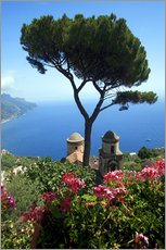 Gallery print  Italy Ravello View2 - Mayday74