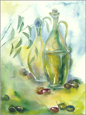 Wall Stickers  Olive Oil - Jitka Krause