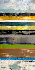 Gallery print  Lines Of Distinction - Ruth Palmer