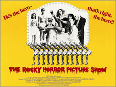 Gallery Print  The Rocky Horror Picture Show