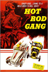 Gallery print  HOT ROD GANG