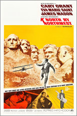 Wall Stickers  North by Northwest