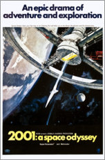 Gallery Print  2001: A Space Odyssey
