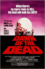 Gallery print  Dawn of the Dead