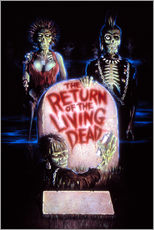 Gallery print  The Return of the Living Dead
