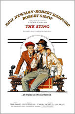 Gallery Print  The Sting