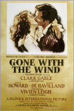 Gallery print  Gone With The Wind - Margaret Mitchell