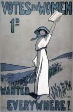 Gallery print  Women's Rights