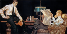 Premium poster  Men's fashion 1914 - Joseph Christian Leyendecker