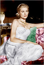 Gallery print  To Catch a Thief, Grace Kelly, 1955