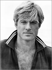 Wall sticker  Robert Redford