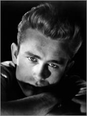 Wall sticker  James Dean
