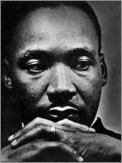 Wall sticker  Martin Luther King Jr.