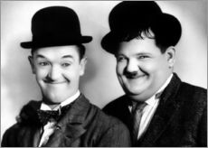 Wall Stickers  Laurel & Hardy