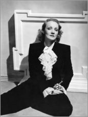 Gallery print  Marlene Dietrich, ca. early 1940s