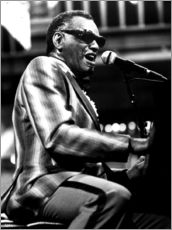 Wall sticker Ray Charles