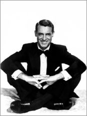 Wall sticker  Cary Grant