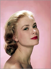 Wall sticker  Grace Kelly
