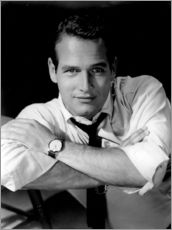 Wall sticker  Paul Newman