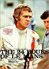 Gallery Print  The 24 hours of Le Mans