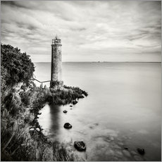 Gallery print  [the forgotten lighthouse] - Mario Benz