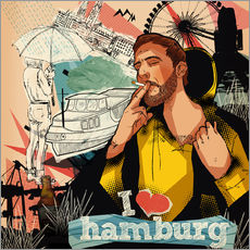 Sugah - I love Hamburg