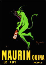 Wall sticker  Maurin Quina - Leonetto Cappiello