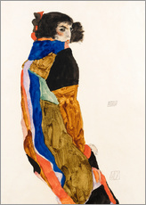 Wall sticker  Moa - Egon Schiele