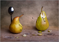 Wall Sticker  Simple Things - Pears - Nailia Schwarz