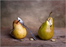 Wall Stickers  Simple Things - Pears - Nailia Schwarz