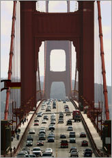 Wall sticker  Golden Gate Bridge - Marcel Schauer