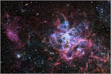 Wall sticker The Tarantula Nebula