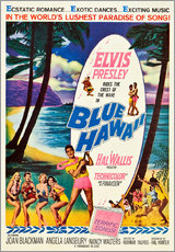 Gallery print  Blue Hawaii
