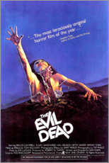 Wall sticker  The Evil Dead