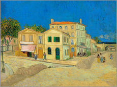Gallery print  The Yellow House - Vincent van Gogh