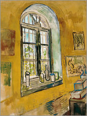 Gallery print  Window in the Studio - Vincent van Gogh