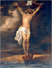 Gallery print  Christ on the Cross - Anthonis van Dyck